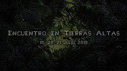 Party Flyer rs encuentro en tierras altas 19 Jul '19, 15:00