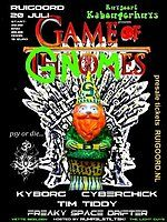 Party Flyer Game of Gnomes 20 Jul '19, 22:00