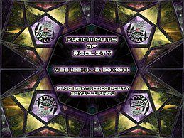 Party Flyer Fragments of reality 26 Jul '19, 22:00