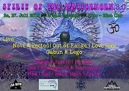 Party Flyer Spirit of the Matterhorn 3.0 27 Jul '19, 10:00