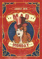 Party Flyer Mad Monday • presents Jackpotsystem on the Decks 5 Aug '19, 23:00