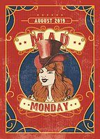 Party Flyer Mad Monday • presents Trip to Universe 12 Aug '19, 23:00