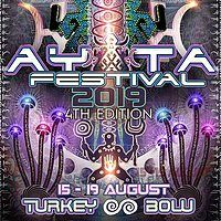 Party Flyer Ayata Festival 4th edition 2019 15 Aug '19, 22:00