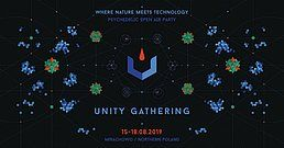 Party Flyer Unity Gathering 2019 15 Aug '19, 20:00