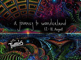 Party Flyer A Journey to Wonderland 17 Aug '19, 20:00