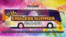 Party Flyer BusTour Ab Lippstadt 》Gütersloh 》Bielefeld Endless Summer 2019 17 Aug '19, 22:00