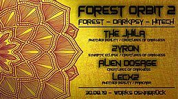 Party Flyer Forest Orbit 2 30 Aug '19, 23:00