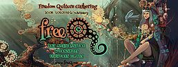 Party Flyer FreeQ- Freedom Qulture Gathering 30 Aug '19, 14:00