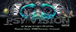 Party Flyer PSY Vision 30 Aug '19, 18:00
