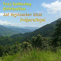 Party Flyer Teej Gathering Celebration 1 Sep '19, 13:00