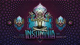 Party Flyer Insomnia Electronic Music Festival 2019 5 Sep '19, 10:00
