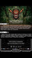 Party Flyer THE FIVE SUNS GATHERING 5 Sep '19, 19:00