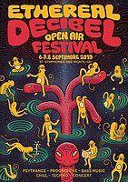 Party Flyer Ethereal Decibel Festival 2019 6 Sep '19, 12:00