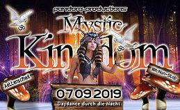 Party Flyer Mystic Kingdom - Daydance durch die Nacht 7 Sep '19, 12:00