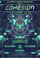 Party Flyer The Club 414 Road Show Presents (Cohesion) 7 Sep '19, 23:00