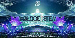 Party Flyer ॐ °•WALDGEISTER•° ॐ Deep Køntakt*Impulse*Mind Void 7 Sep '19, 22:00
