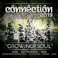 Party Flyer Connection Festival 2019 17 Sep '19, 22:00