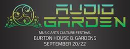 Party Flyer Audio Garden Festival 2019 20 Sep '19, 17:00