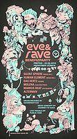 Party Flyer eve&rave Benefizparty 2019 inkl. Drugchecking 20 Sep '19, 22:00