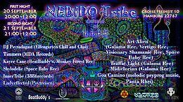 Party Flyer Nebido Tribe (Capsule of Life) 2019 20 Sep '19, 20:00
