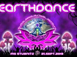 Party Flyer Earthdance Hamburg 21 Sep '19, 22:00