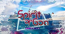 Party Flyer SPIRIT OF GOA BOATPARTY 2019 Part 2 21 Sep '19, 16:00