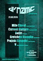 Party Flyer DYNaMIC 27 Sep '19, 22:30