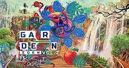 Party Flyer Garten Eden part II (Day `n` Night Dance) 28 Sep '19, 12:00