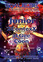 Party Flyer GOA LIEBE 28 Sep '19, 22:00