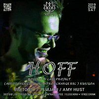 Party Flyer [HOFF AGAIN] @ TEMPLE 28 Sep '19, 22:00