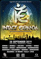 Party Flyer Intact Expanda 2019 28 Sep '19, 22:00