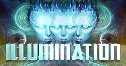 Party Flyer Illumination 2019 • Kindzadza • Yaminahua • Psynonima • 2 Oct '19, 22:00