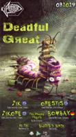 Party Flyer Kipod creW•DeadfuL GreaT 3 Oct '19, 22:00