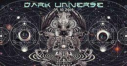 Party Flyer Dark Universe 2019 5 Oct '19, 22:00