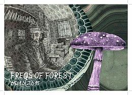 Party Flyer freqs of forrest 5 Oct '19, 22:00