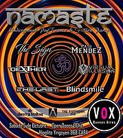 Party Flyer Namaste 5 Oct '19, 23:30