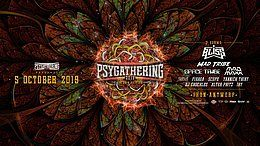 Party Flyer Psygathering Autumn edition 5 Oct '19, 23:00