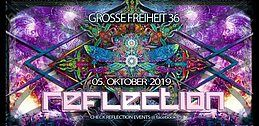 Party Flyer Reflection 5 Oct '19, 22:00