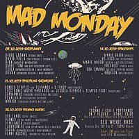 Party Flyer Mad Monday presents Exoplanet 7 Oct '19, 23:00