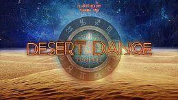 Party Flyer Desert Dance Festival 2019 10 Oct '19, 15:00