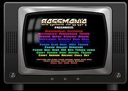 Party Flyer Bassmania 11 Oct '19, 23:00