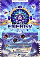 Party Flyer Fractal Energy 2019 11 Oct '19, 22:00