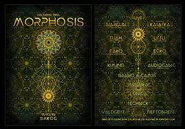 Party Flyer INS MITTN ● Morphosis ● Sakog 11 Oct '19, 22:00