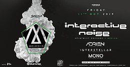 Party Flyer MELODIIK 11 Oct '19, 22:00