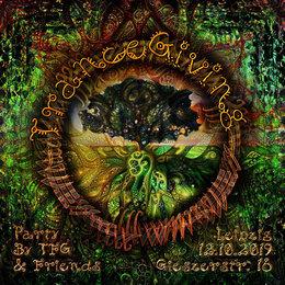 Party Flyer Trancegiving 12 Oct '19, 22:00