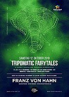 Party Flyer Tripomatic Fairytales #5 12 Oct '19, 22:00