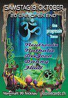 Party Flyer Proggi Goa Trance 19 Oct '19, 20:00