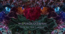 Party Flyer Magic Halloween Vol II ; WALPURGIS GATHERİNG 25 Oct '19, 17:30