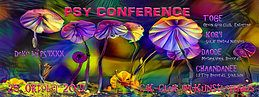 Party Flyer Psy Conference 25 Oct '19, 22:00