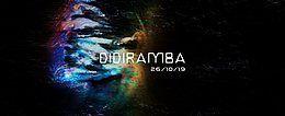 Party Flyer Didiramba 26 Oct '19, 23:00